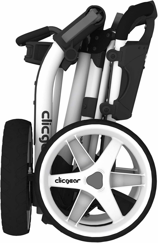 Clicgear Model 3.5+ Golf Push Cart folding