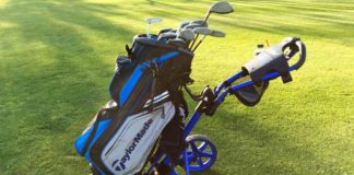 Best Golf Bags for Push Carts