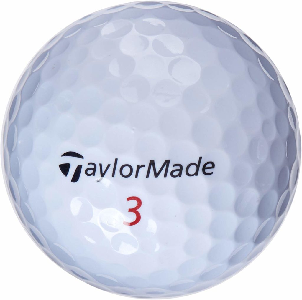 TaylorMade Distance Plus Golf Ball review 1
