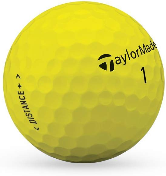 TaylorMade Distance Plus Golf Ball Review 2
