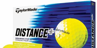 TaylorMade Distance Plus Golf Ball Review 3